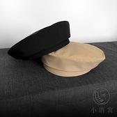復古英倫帽貝雷帽女不沾灰小頭圍畫家帽薄款貝雷帽【小酒窩服飾】