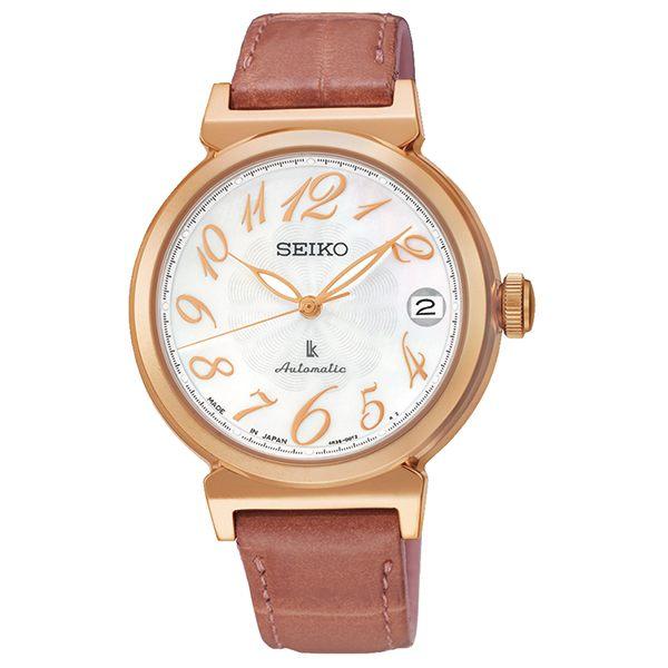 SEIKO 精工 LUKIA SRP868J1(4R35-00J0G) 女錶 機械錶
