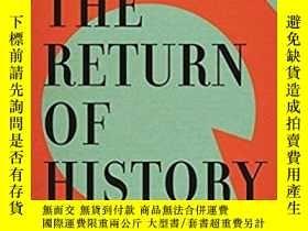 二手書博民逛書店The罕見Return of History: Conflict