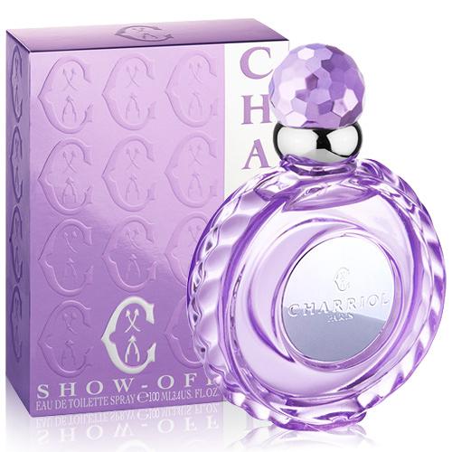 【CHARRIOL】夏利豪 紫水晶 女性淡香水 30ml