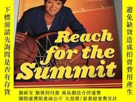 二手書博民逛書店reach罕見for the summitY20850 pat