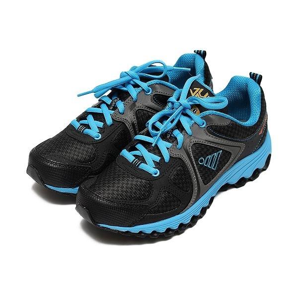 JUMP 793慢跑鞋 黑藍 男