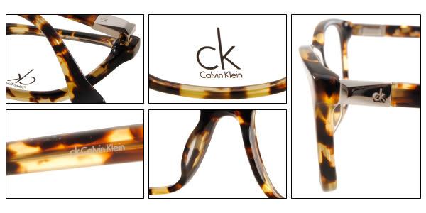 Calvin Klein 光學眼鏡 CK5815 214 (琥珀) 別緻優雅典藏款 # 金橘眼鏡