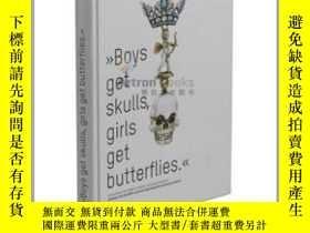 二手書博民逛書店Georg罕見Horenmann: Boys Get Skull