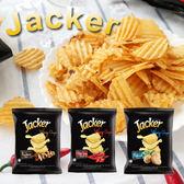 馬來西亞 傑可 Jacker 大波浪洋芋片 60g 洋芋片 波浪洋芋片 薯片 薯片餅乾 餅乾