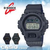 CASIO 卡西歐 手錶專賣店 國隆 G-SHOCK DW-6900LU-8潮流休閒電子男錶 樹脂錶帶 灰色錶面  防水200米
