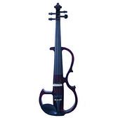 集樂城樂器 JYC-V6靜音提琴~(二級品)側邊有的刮痕