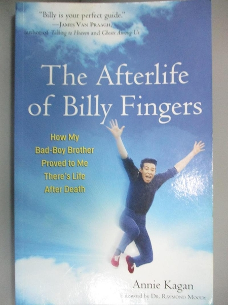 【書寶二手書T7/原文小說_NSO】Afterlife of Billy Fingers: How My Bad-Boy