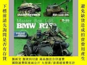 二手書博民逛書店Super罕見Model International Vol. II (damaged)-超模國際第二卷(損壞)奇