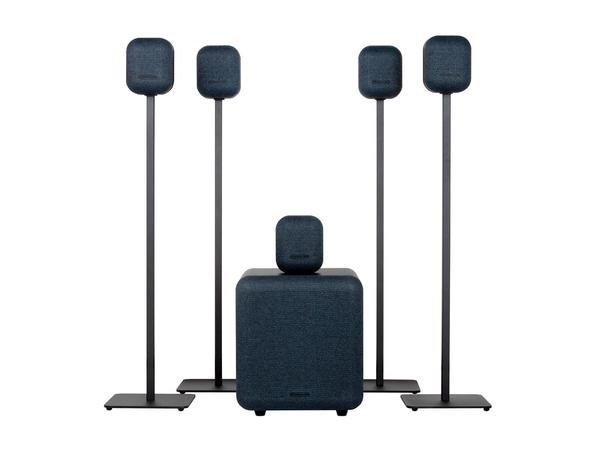 名展音響 新竹推薦 英國Monitor Audio 新款MASS 5.1 聲道家庭影院