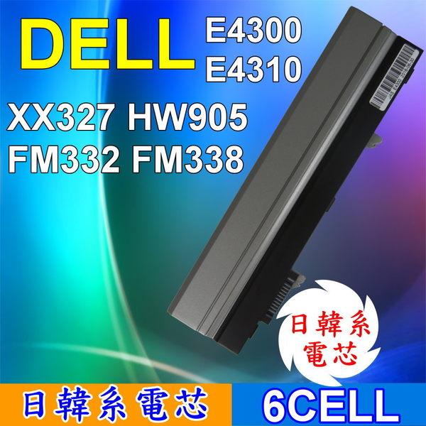 DELL 高品質 日系電芯 電池 適用筆電 DELL Latitde E4300 E4310 DELL XX327 HW905 312-0823 FM332 FM338 XX337