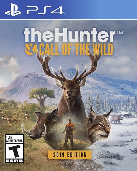 PS4 獵人 2019版(美版代購)
