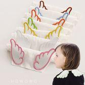 天使翅膀嬰幼兒吸汗巾 4層紗布巾 墊背巾 嬰兒用品 RA01256 好娃娃