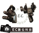 【EC數位】桌上型大力夾 U型大力夾  大力夾雲台 布夾 多功能U型+大力夾 固定夾