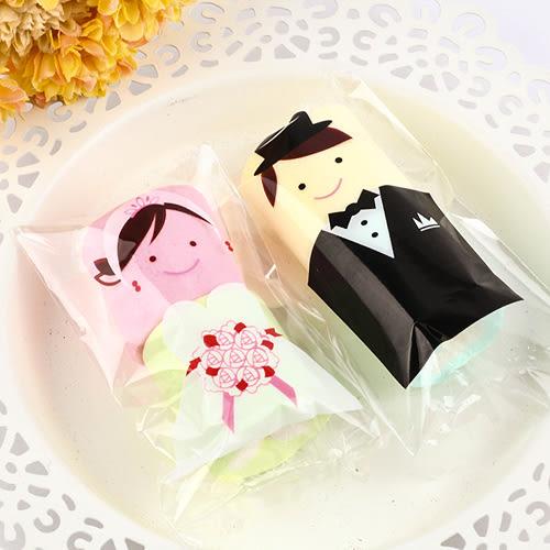 幸福婚禮小物❤新郎新娘甜蜜棉花糖❤ 喜糖/迎賓禮/探房禮/送客禮/棉花糖