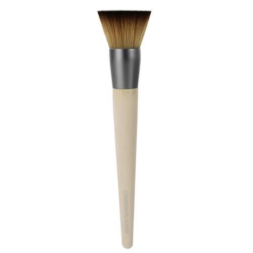 Ecotools Custom Coverage Buffing Brush 平頭化妝刷 腮紅刷 蜜粉刷  #1290