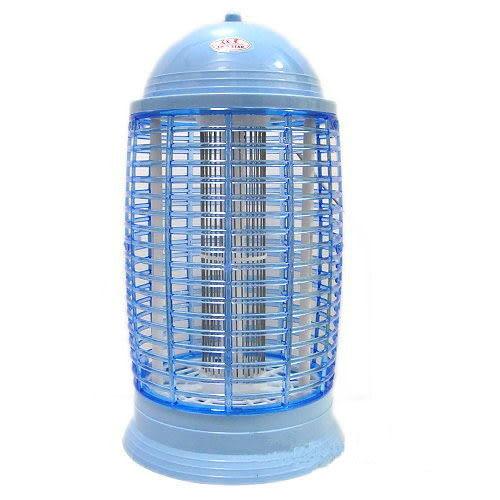 【艾來家電】【刷卡分期零利率+免運費】雙星 10W 電子捕蚊燈 TS-108