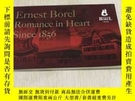 二手書博民逛書店Ernest罕見Borel Romance in Heart Since 1856Y393929