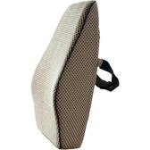透氣網眼汽車腰靠記憶棉車用辦公室腰靠護腰枕腰墊靠背靠枕BLSJ