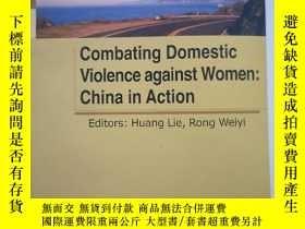 二手書博民逛書店英文版《Combating罕見Domestic Violence