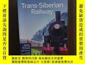 二手書博民逛書店Lonely罕見Planet Trans-Siberian Railway (Travel Guide)Y12