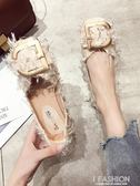 平底單鞋女春夏新款韓版方頭淺口淑女豆豆鞋學生百搭毛毛瓢鞋-ifashion
