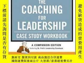二手書博民逛書店The罕見Coaching For Leadership Case Study WorkbookY307751
