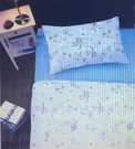 [COSCO代購] W131613 Caliphil 單人美國棉印花薄件三件組 107x190公分 - 絮語花紛