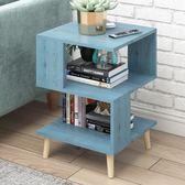 北歐簡約現代小茶幾客廳創意方形小餐桌經濟型沙發桌E1級板材茶臺 3c公社 YYP