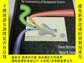 二手書博民逛書店The罕見Fundamentals of management