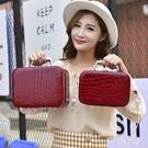 化妝包大小號手提化妝品包收納盒硬殼便攜化妝箱收納包大容量 js27052『紅袖伊人』