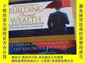 二手書博民逛書店英文原版罕見Citibank s Guide to Building Personal WealthY1547