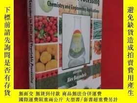 二手書博民逛書店Enzymes罕見in Fruit and Vegetable