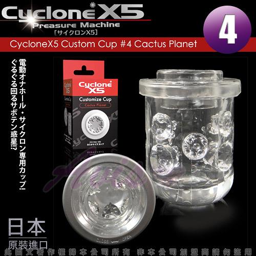 情趣用品CycloneX5-高速迴轉旋風機 內裝杯體 Cactus Planet(仙人掌)