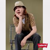 Levis 男款 短袖古巴襯衫 / 滿版古巴風圖騰印花 / 單口袋 / 寬鬆休閒版型 / Lyocell天絲棉