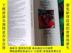 二手書博民逛書店THE罕見WOMAN WARRIOR MAXINE HONG K