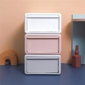 抽屜式收納盒 家用衣櫃 收納櫃 內衣內褲襪子 三合一 整理盒 收納格 璐璐