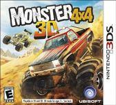 3DS Monster 4x4 怪物四輪驅動(美版代購)