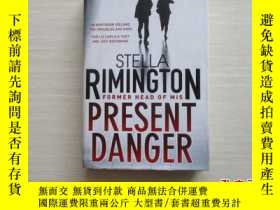 二手書博民逛書店STELLA罕見RIMINGTON PRESENT DANGER