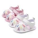 寶寶涼鞋 學步鞋 軟底防滑嬰兒鞋(11.5-12.5cm) MIY2208 好娃娃