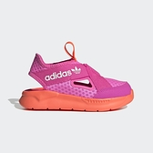 Adidas 360 Sandal C [FX4948] 中童 套穿式 輕量 透氣 休閒 涼鞋 保護 愛迪達 桃紅