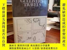 二手書博民逛書店Gulliver s罕見Travels By Jonathan SwiftY94537 Editor-Chri