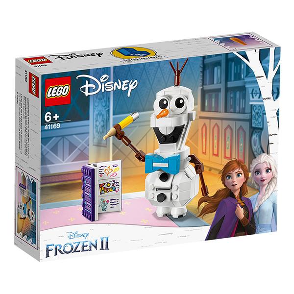 LEGO 樂高 Disney 冰雪奇緣2 41169 雪寶 【鯊玩具Toy Shark】