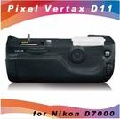 高雄 晶豪泰 品色 pixel 電池手把 D11 for Nikon D7000