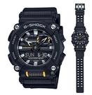 CASIO 卡西歐 G-SHOCK系列 GA-900-1A 工業風格 運動錶
