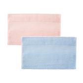 (組)美國棉毛巾34x80-粉x1+藍x1