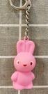 【震撼精品百貨】Daisy & Coro 熊與兔~日本三麗鷗 熊與兔鎖圈-粉#74563