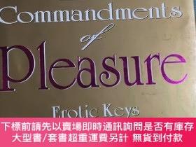 二手書博民逛書店THE罕見10 COMMANDMENTS OF PLEASURE-Erotic Keys to a Healthy