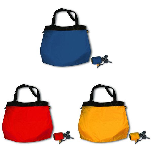 [SEA TO SUMMIT] 輕量購物袋 - 藍、紅、黃 (AUSBAG)