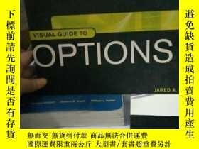 二手書博民逛書店Visual罕見Guide to Options [ISBN: